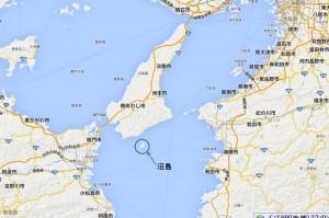 図8沼島地図